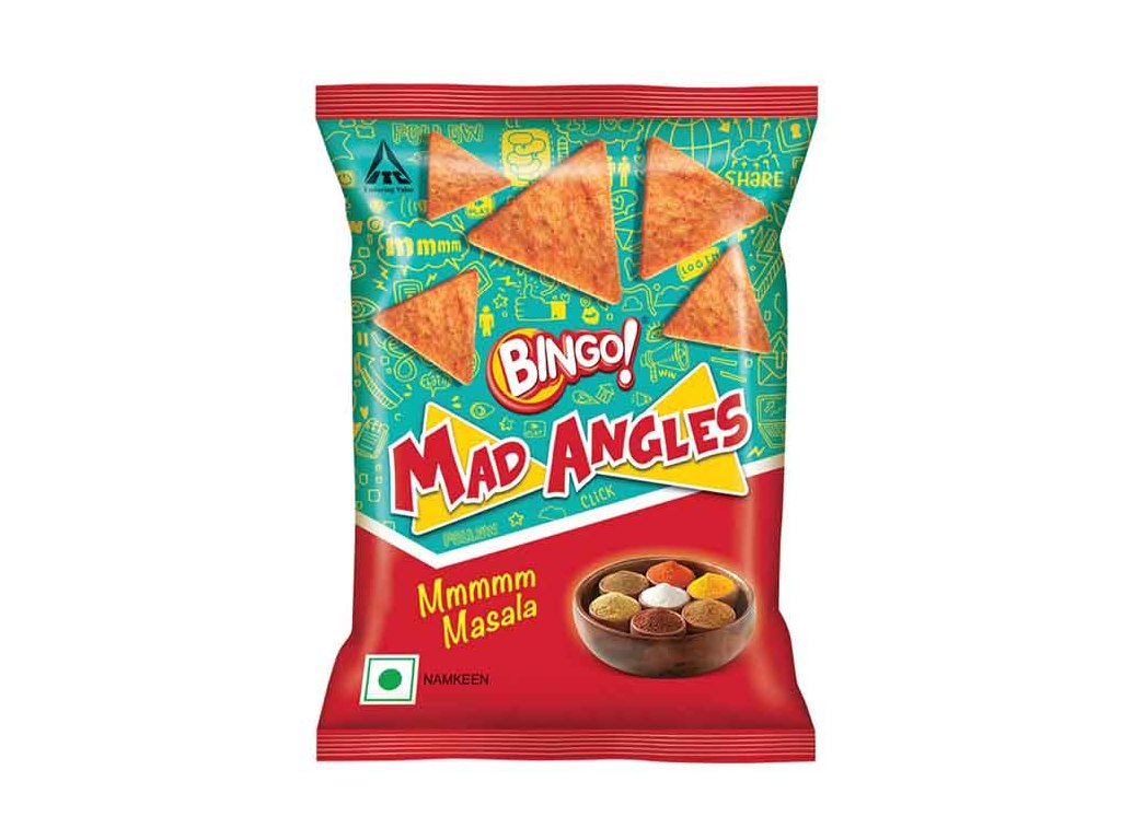 Mad Angles Mmmm Masala, ITC 80g