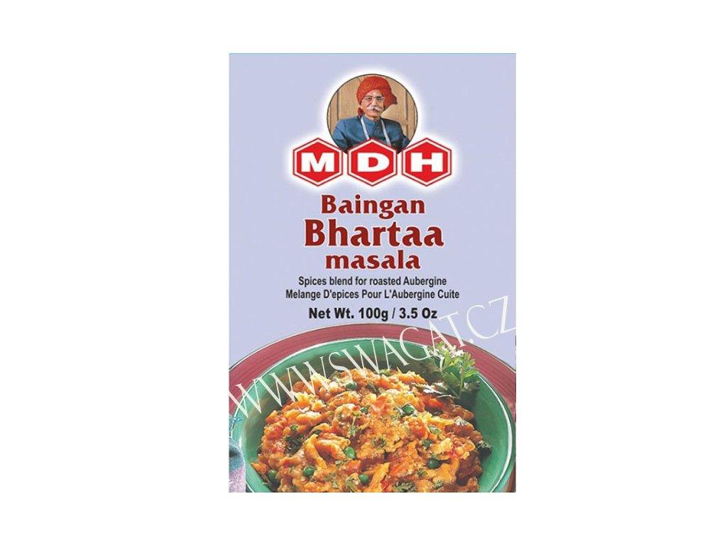 Koření na zeleninu Baingan Bharta Masala, MDH 100g