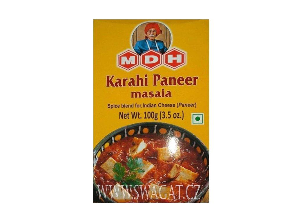Karahi Paneer Masala - koření na domácí sýr, MDH 100g