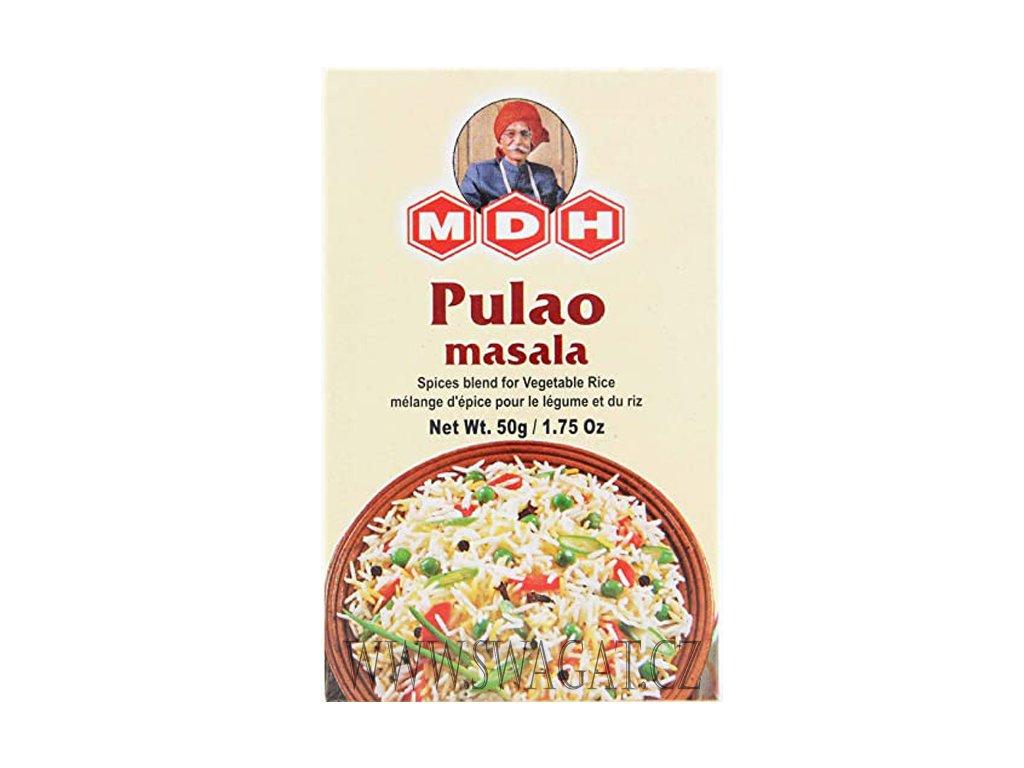 Pulao Masala - kloření na rýže, MDH 50g