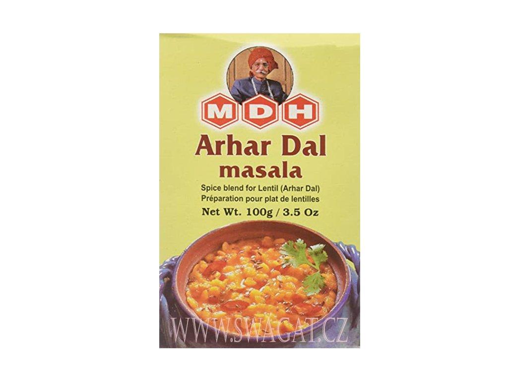 Arhar Dal Masala - koření na luštěniny, MDH 100g
