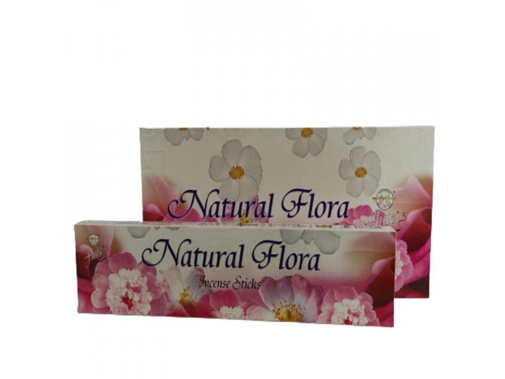 Natural Flora přírodní vonné tyčinky, FLUTE 15pc