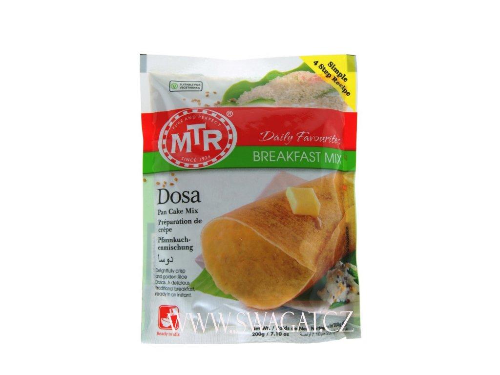 Dosa  instantní směs (Pan Cake Instant Mix), MTR 200g