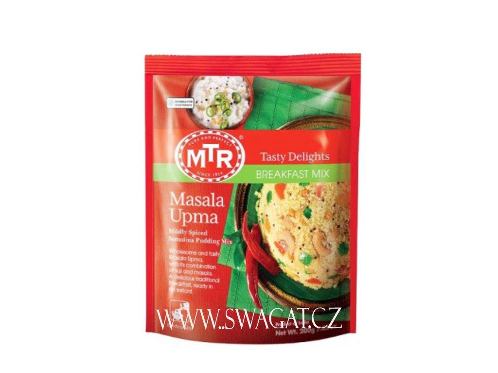 Masala Upma instantní směs (Instant Breakfast Mix), MTR 200g