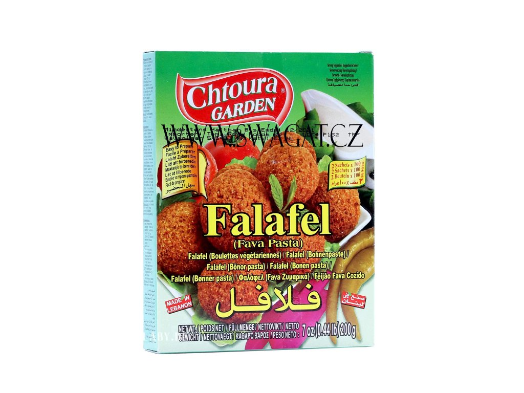 Falafel směs, CHTOURA GARDEN 200g