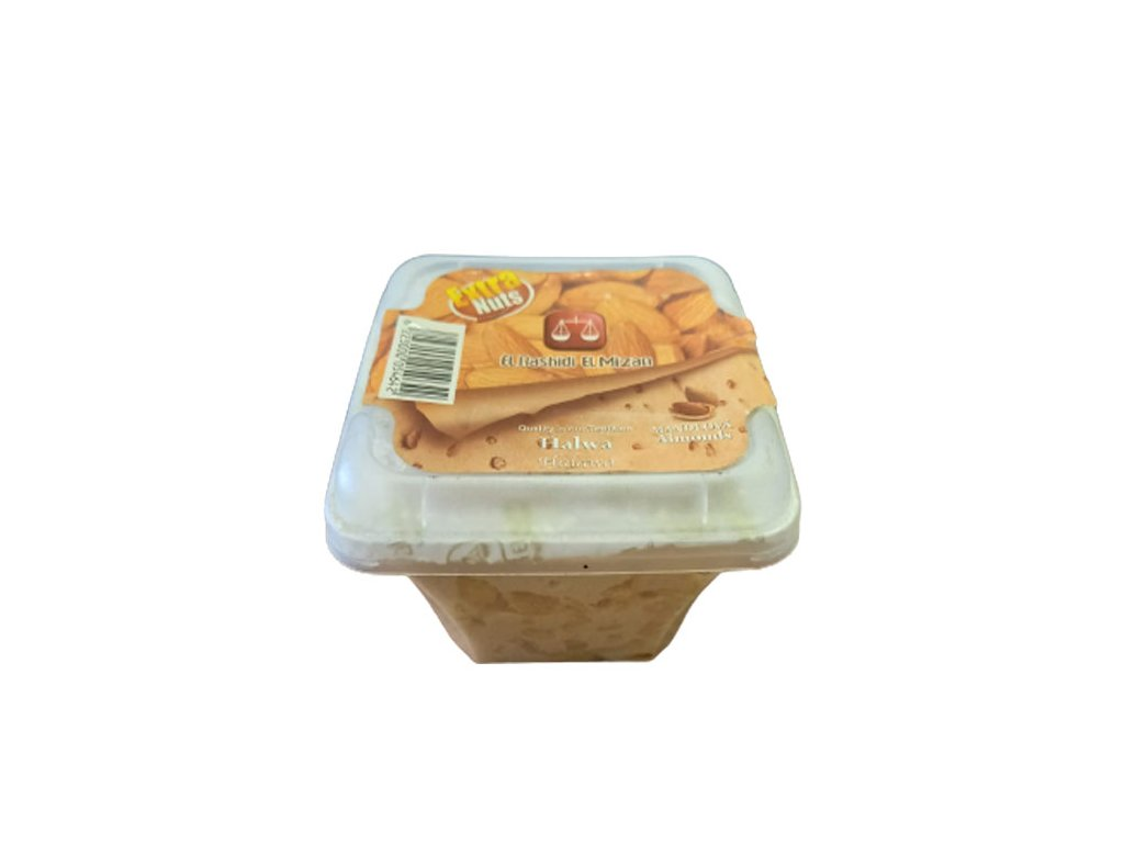 Halwa mandlová (Almond), EL RASHID EL MIZAN 160g