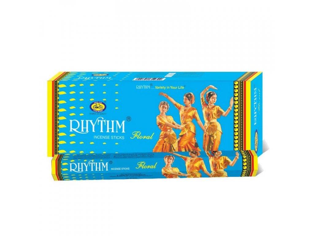 Vonné tyčinky Rhythm Floral, FLUTE 20ks