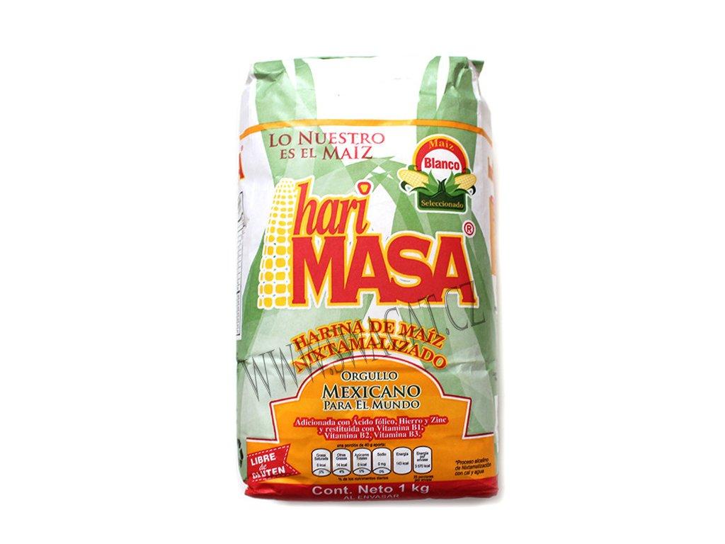 Kukuřičná mouka HARIMASA 1Kg