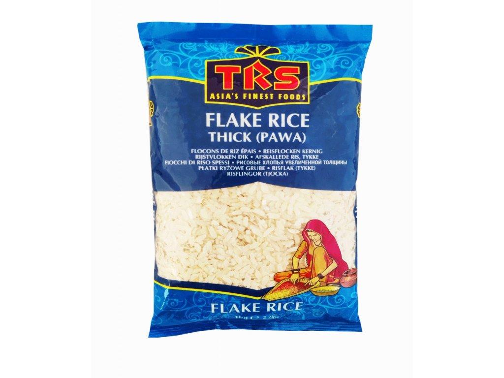 Rýžové vločky Powa silné (Rice Flakes Thick), TRS 1kg
