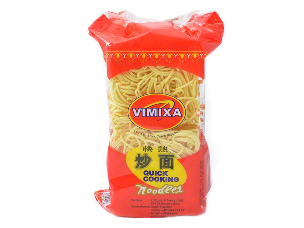 Nudle pšeničné bezvaječné, VIMIXA 500g