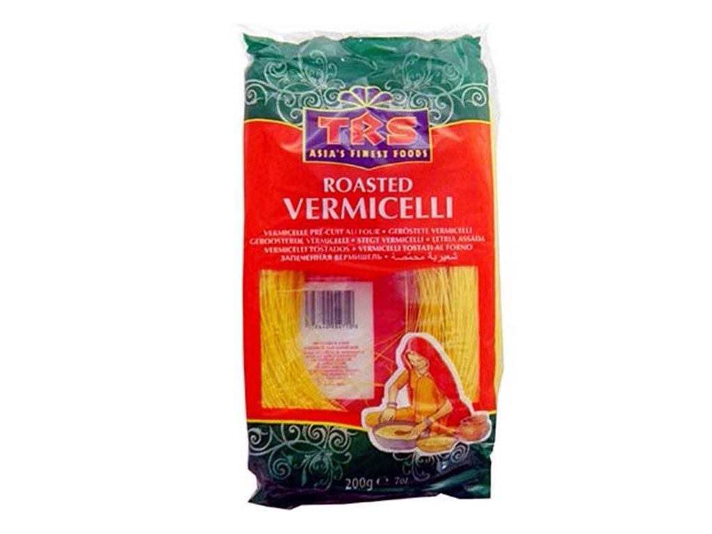 Tenké vlasové pečené nudle (Roasted Vermicelli), TRS 200g