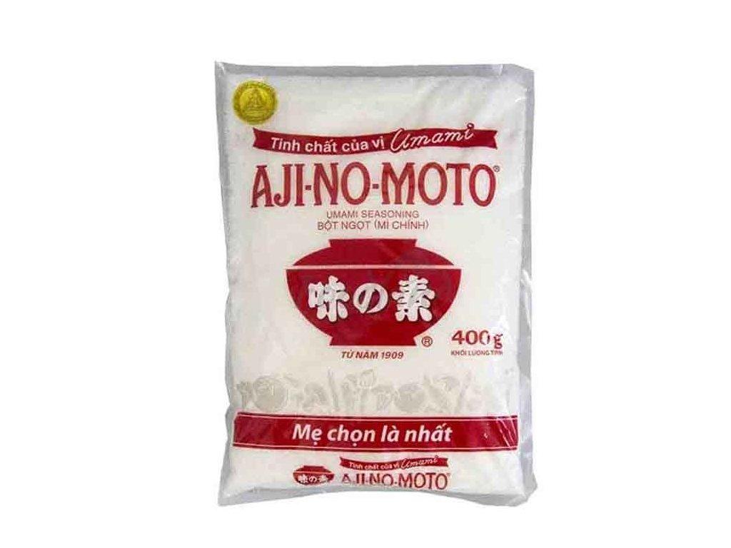 Glutaman sodný Ajinomoto (Chinese Salt – MSG), 400g