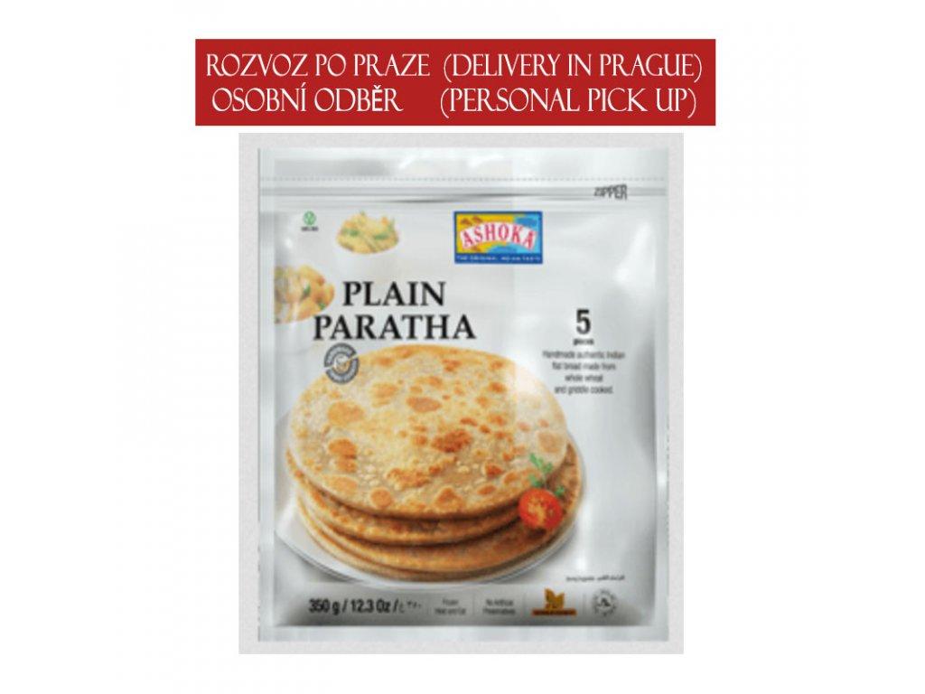 Paratha (Plain), ASHOKA 350g (5ks)