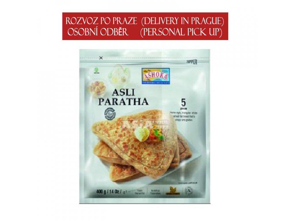 Asli (Plain) Paratha, ASHOKA 400g (5ks)
