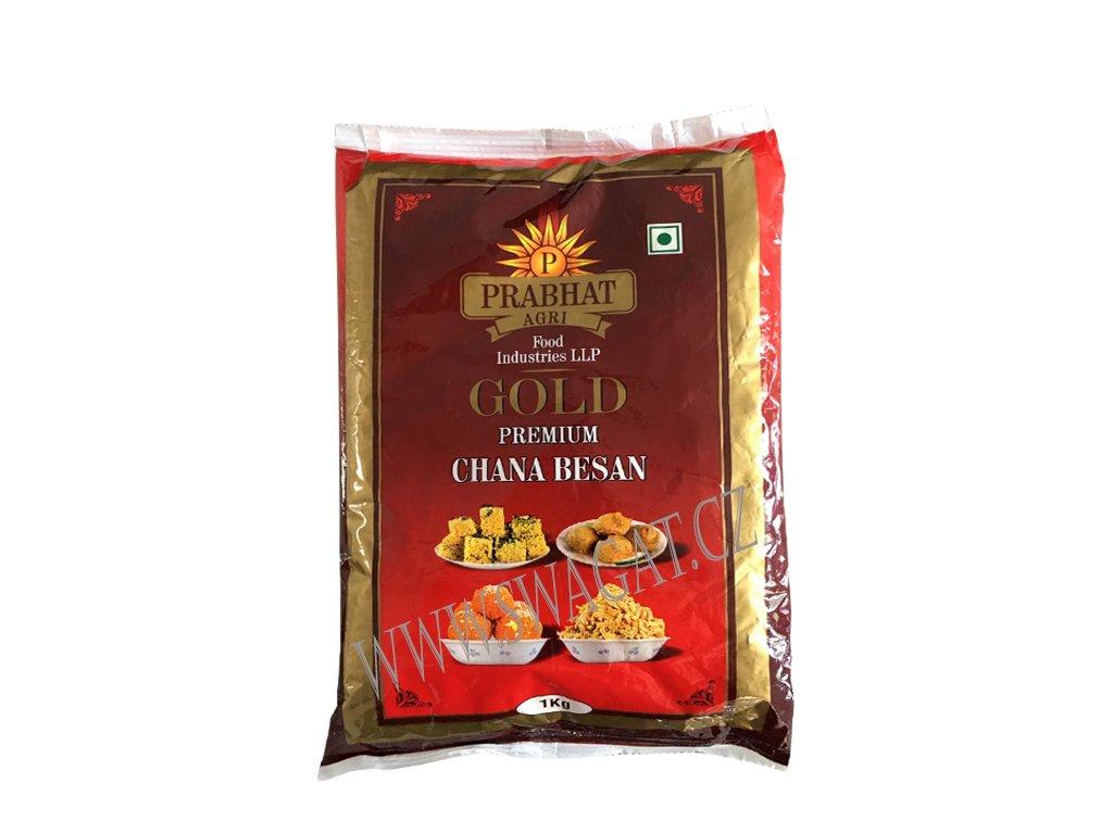 Besan - cizrnová mouka Premium (Gram Flour), PRABHAT 1kg