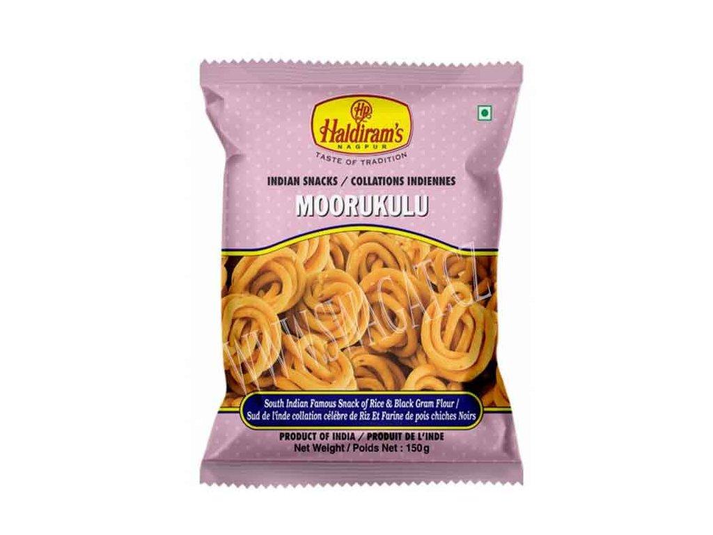 Moorukulu snack, HALDIRAM'S 150g