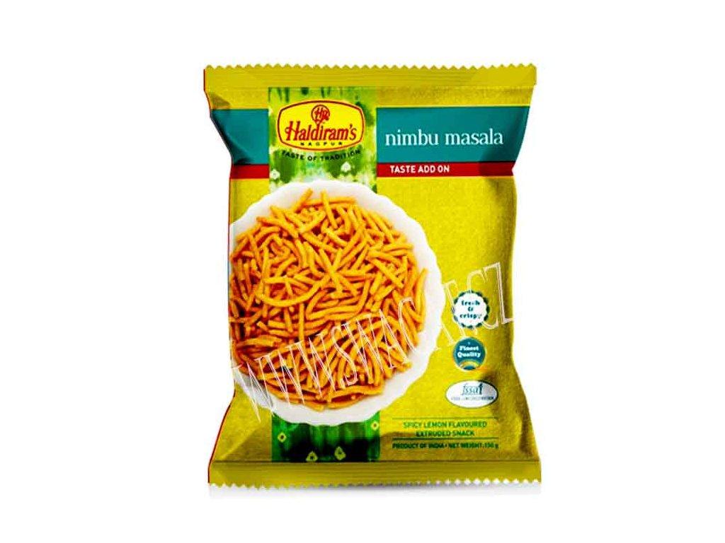 Nimbu Masala snack, HALDIRAM'S 150g