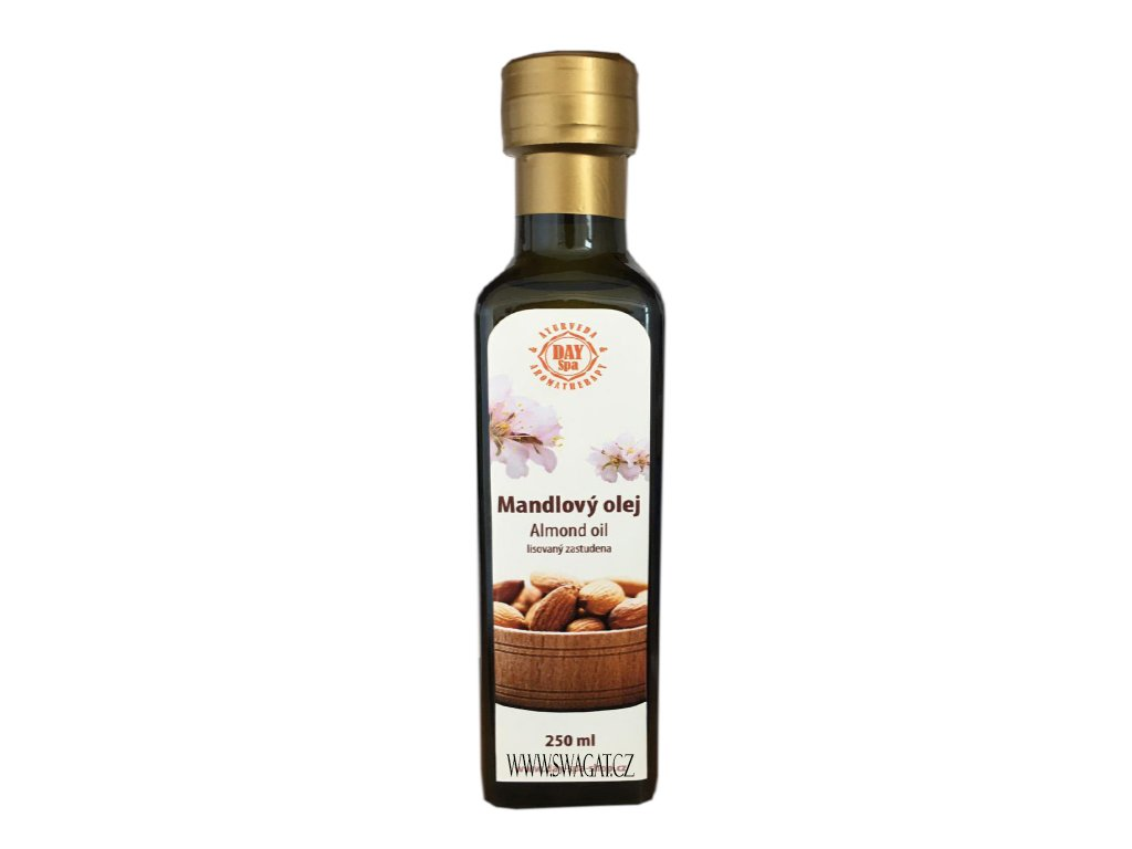 Mandlový olej, 250ml