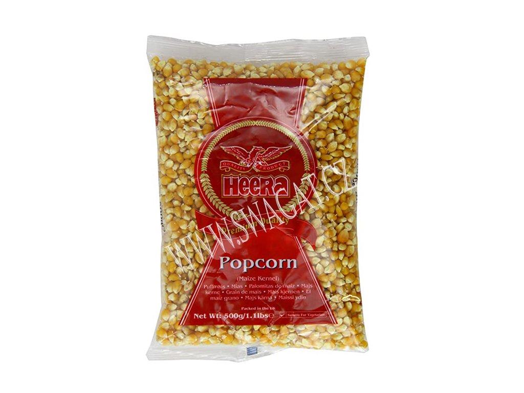 Kukuřice na popcorn, HEERA 500g