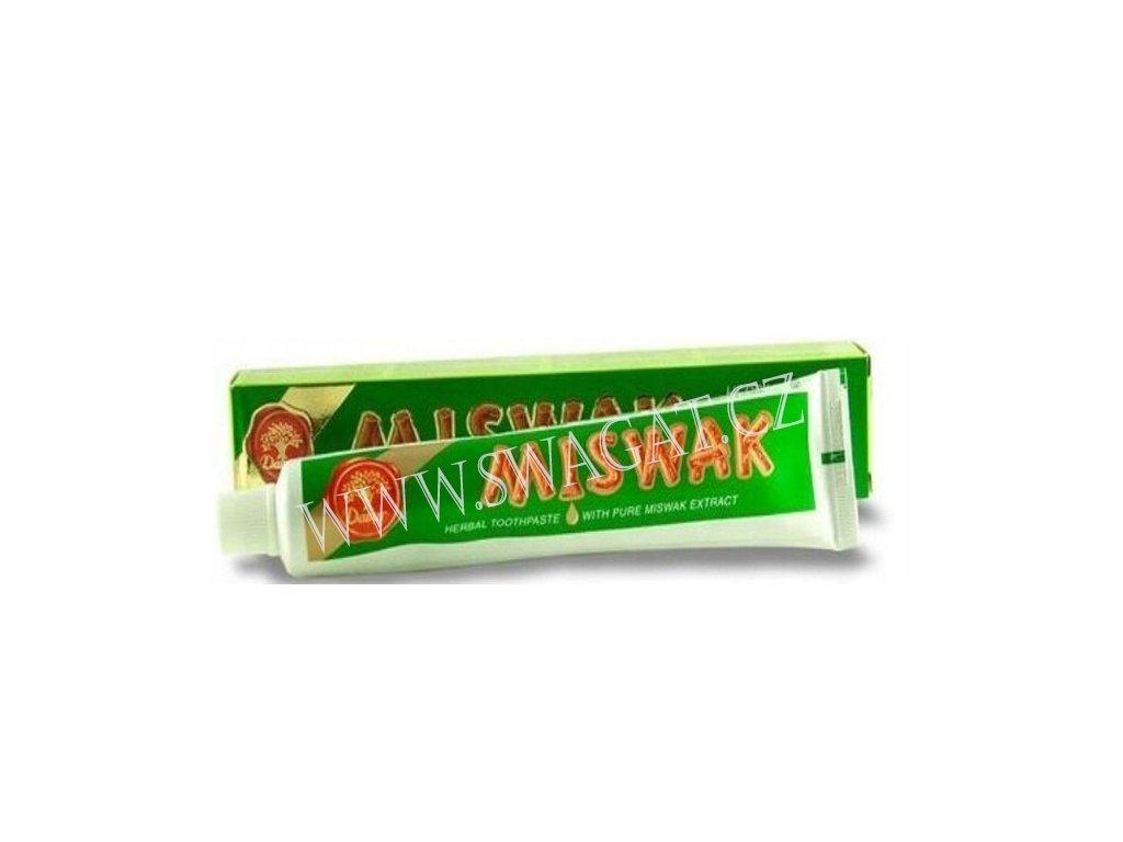 MISWAK - bylinná zubní pasta (Herbal Toothpaste), DABUr 154g