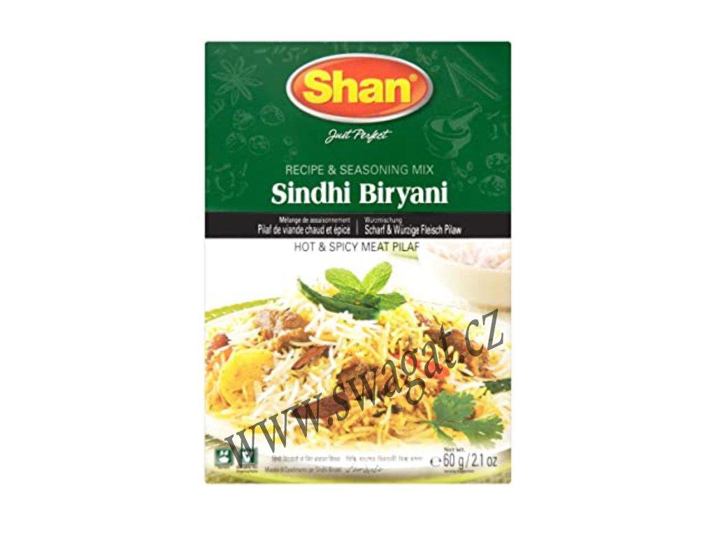 Koření na Sindhi Biryani, SHAN 60g