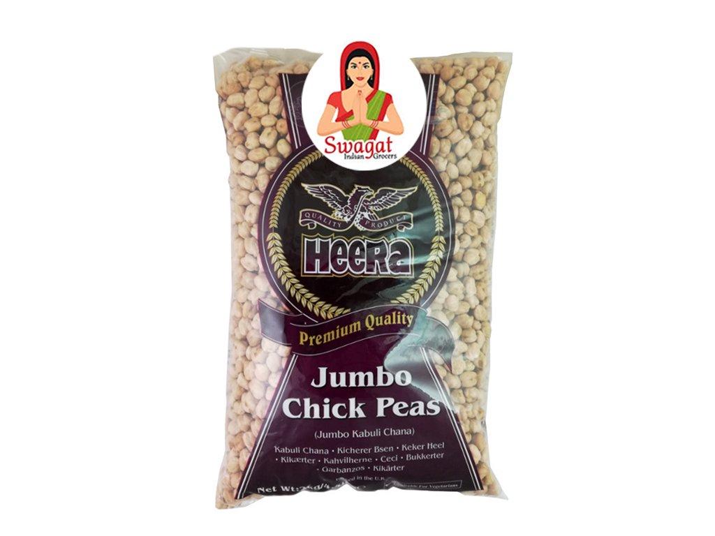 Cizrna (Jumbo Chick Peas), HEERA 2Kg