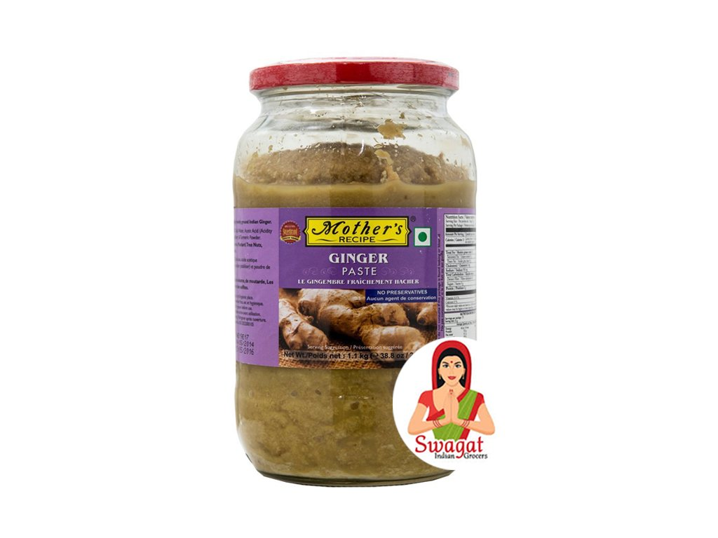 Zázvorová pasta (Ginger Paste), Mother`s Recipe 1Kg