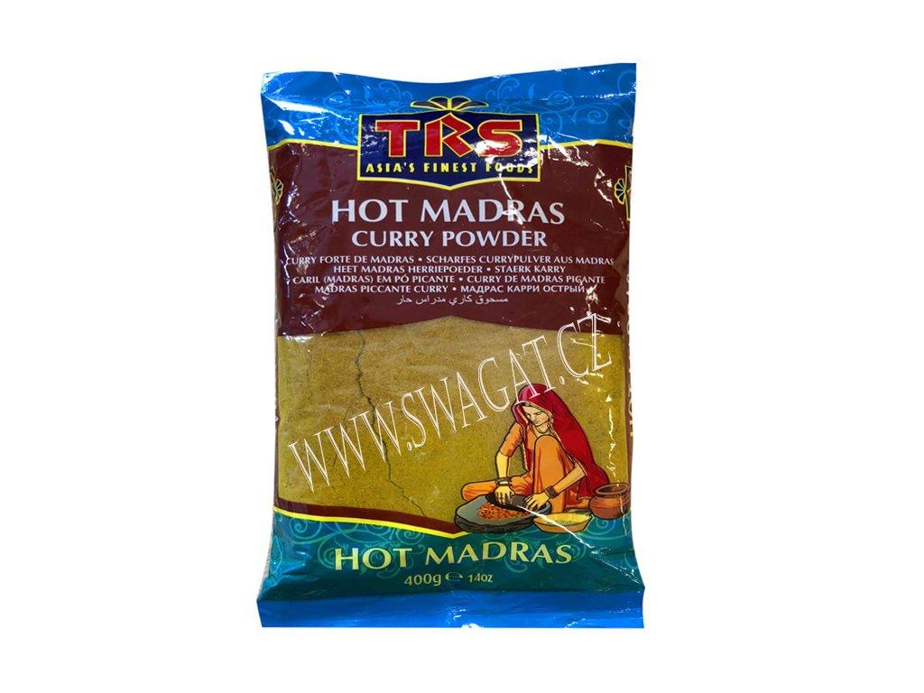 Kari Madras pálivý (Hot Madras Curry Powder),TRS 400g