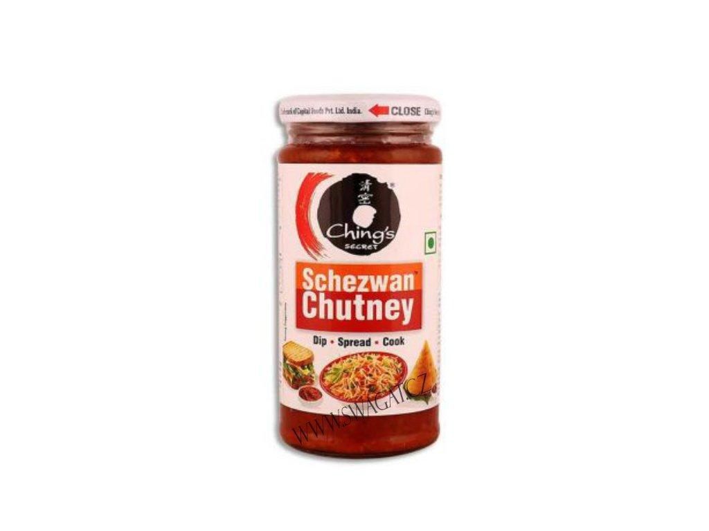 Schezwan Chutney, CHING'S SECRET 250g