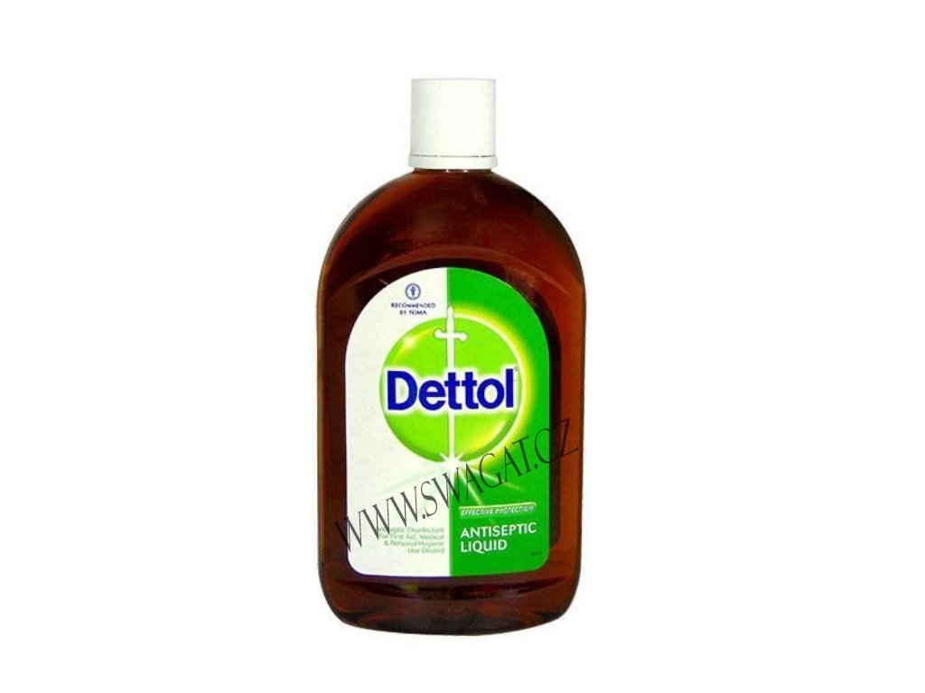 DETTOL dezinfekce pokožky a povrchů (Antiseptic Liquid), 250ml