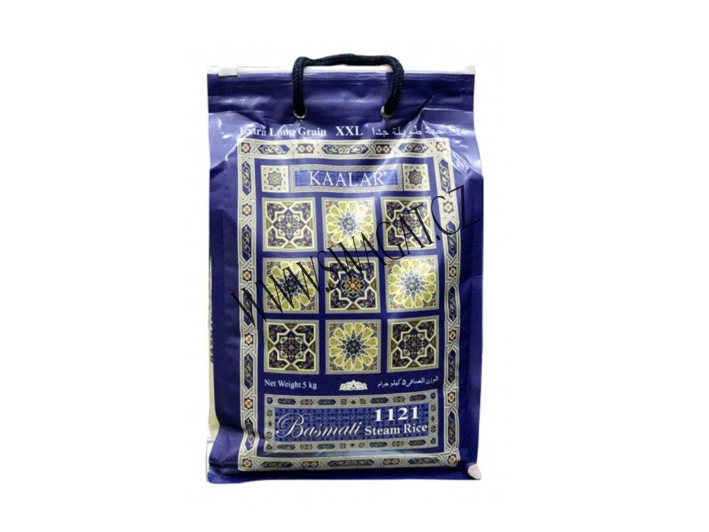 Basmati rýže (Basmati Rice), KAALAR 5Kg