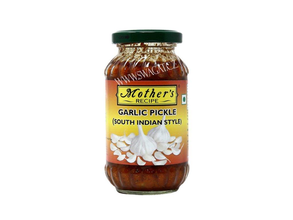 Nakládaný česnek (Garlic Pickle), 300g