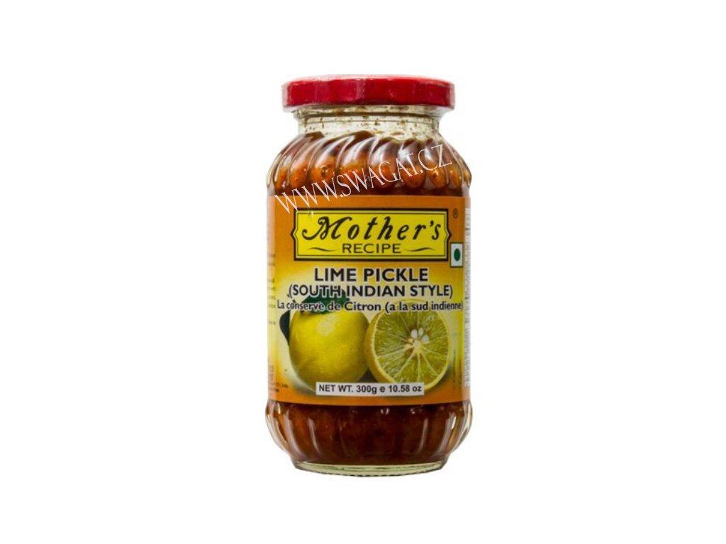 Nakládaný citron (Lime Pickle), MR 300g