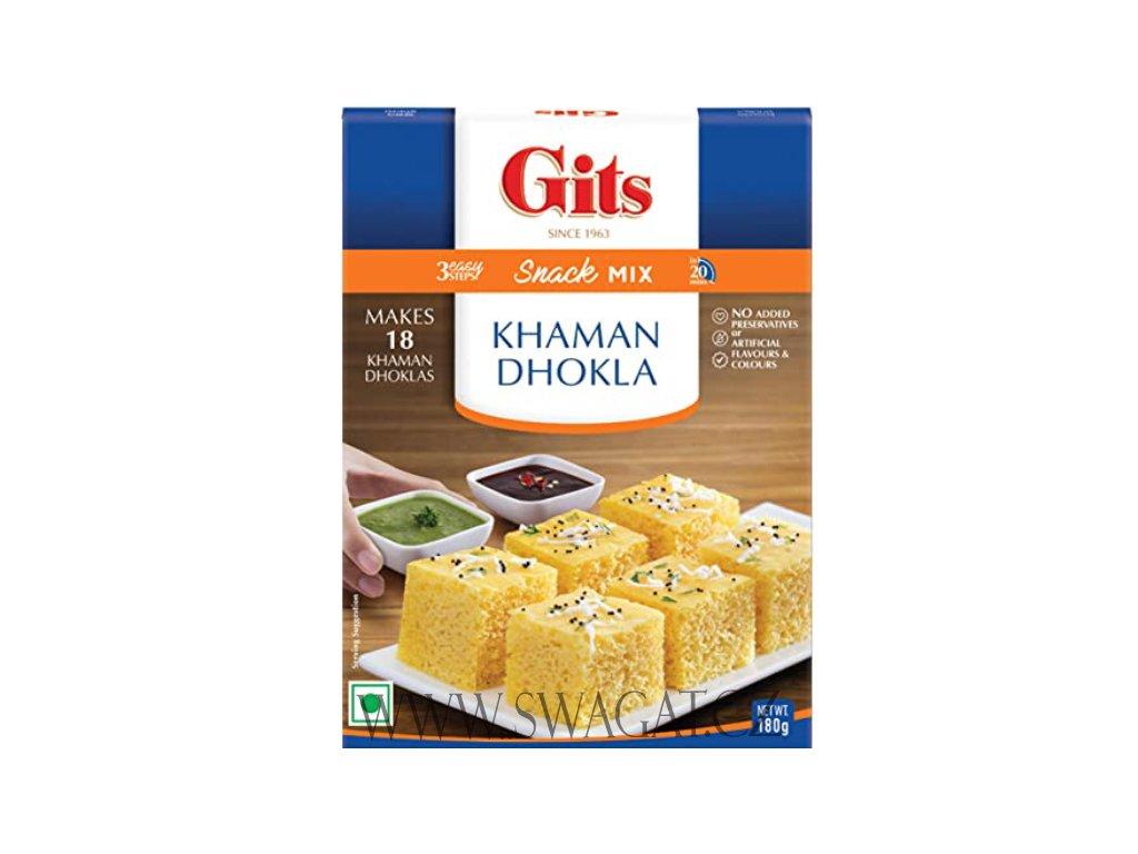 Khaman Dhokla - instantní směs (Snack Mix), GITS 180g