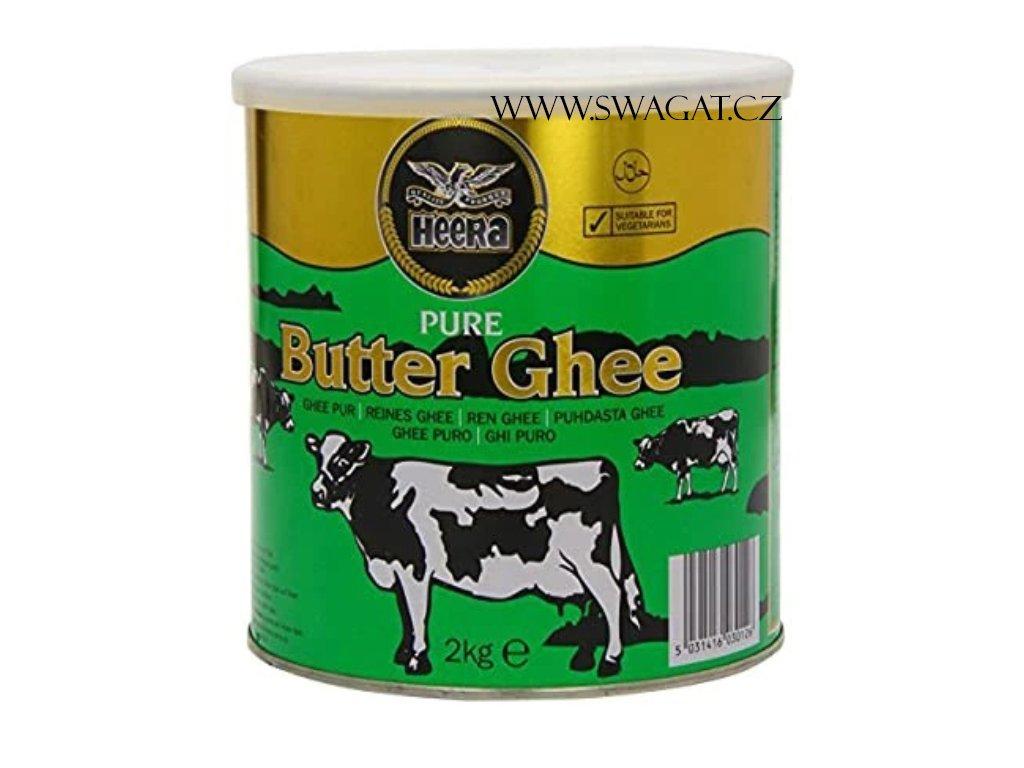 Máslo Ghí (Butter Ghee), HEERA 2kg
