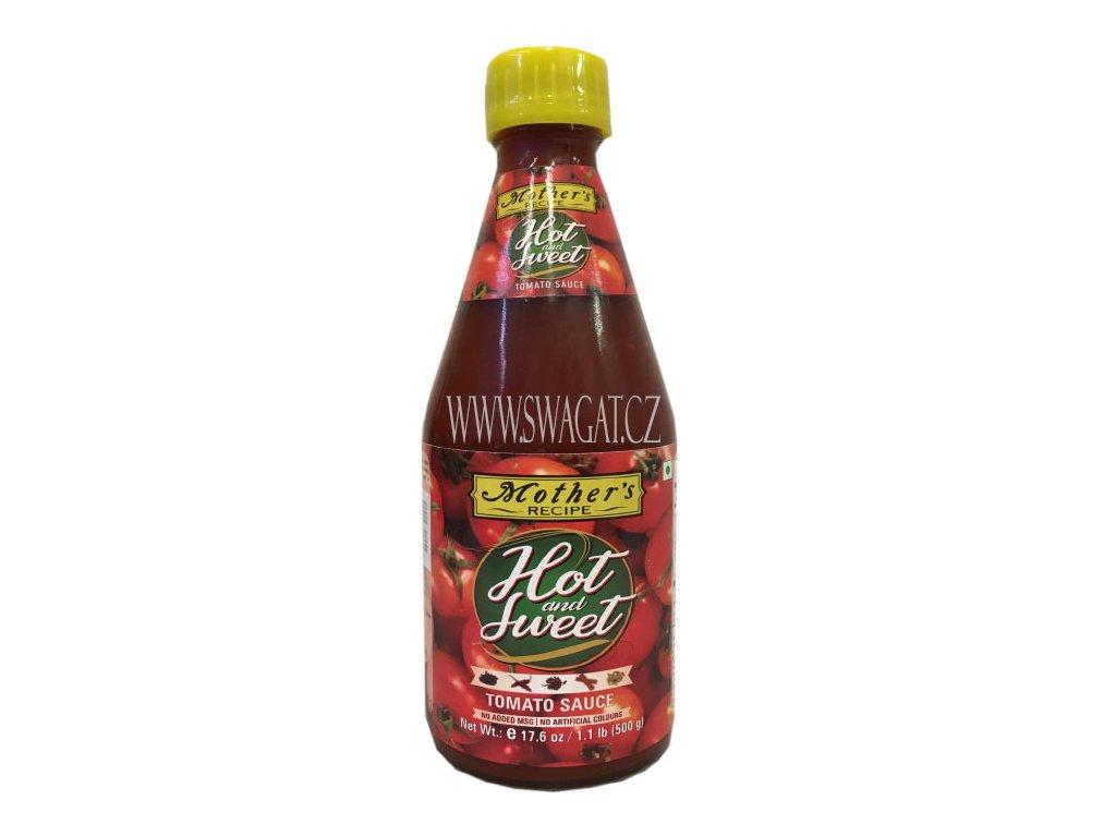 Sladká a ostrá chilli omáčka (Hot & Sweet Chilli Sauce), 500g