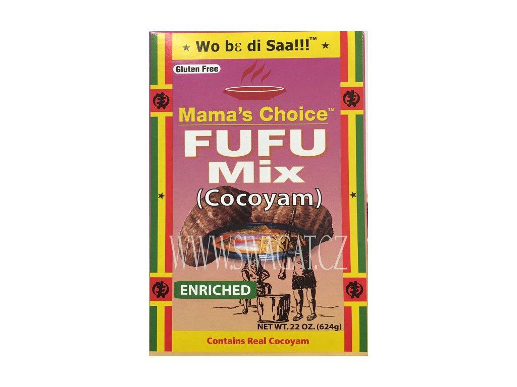 FUFU směs Cocoyam, 624g