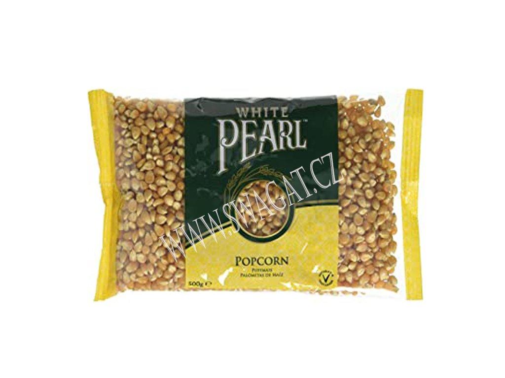 Kukuřice na popcorn, WP 500g