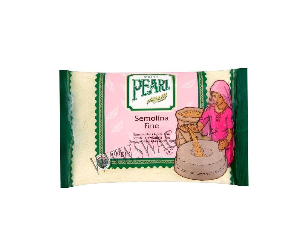 Suji - mouka semolinová hladká (Semolina Flour Fine), WP 500g