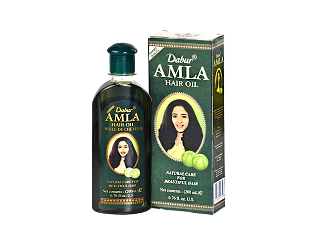 Amla vlasový olej, DABUR 200ml