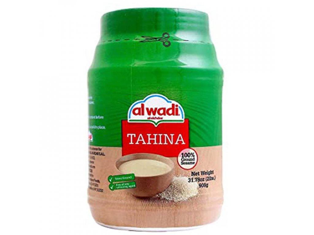 Sezamová pasta Tahini, AL WADI 908g
