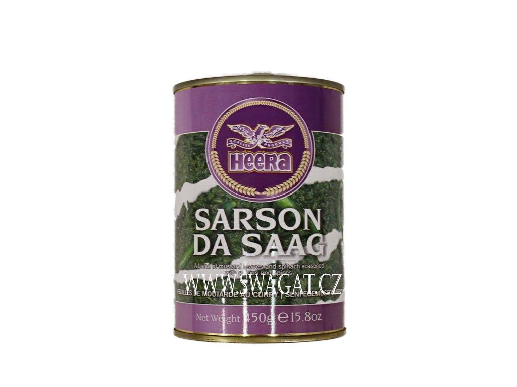 Sarson Ka Saag,  HEERA 450g