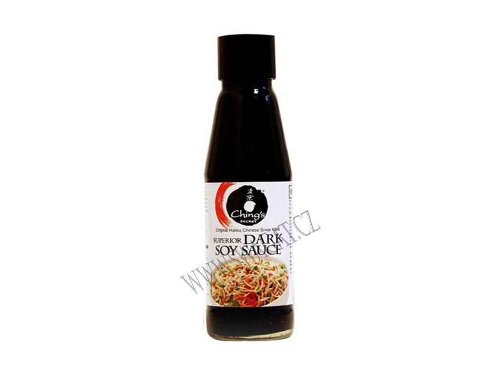 Tmavá sójová omáčka (dark Say Sauce), CHING'S SECRET 210g