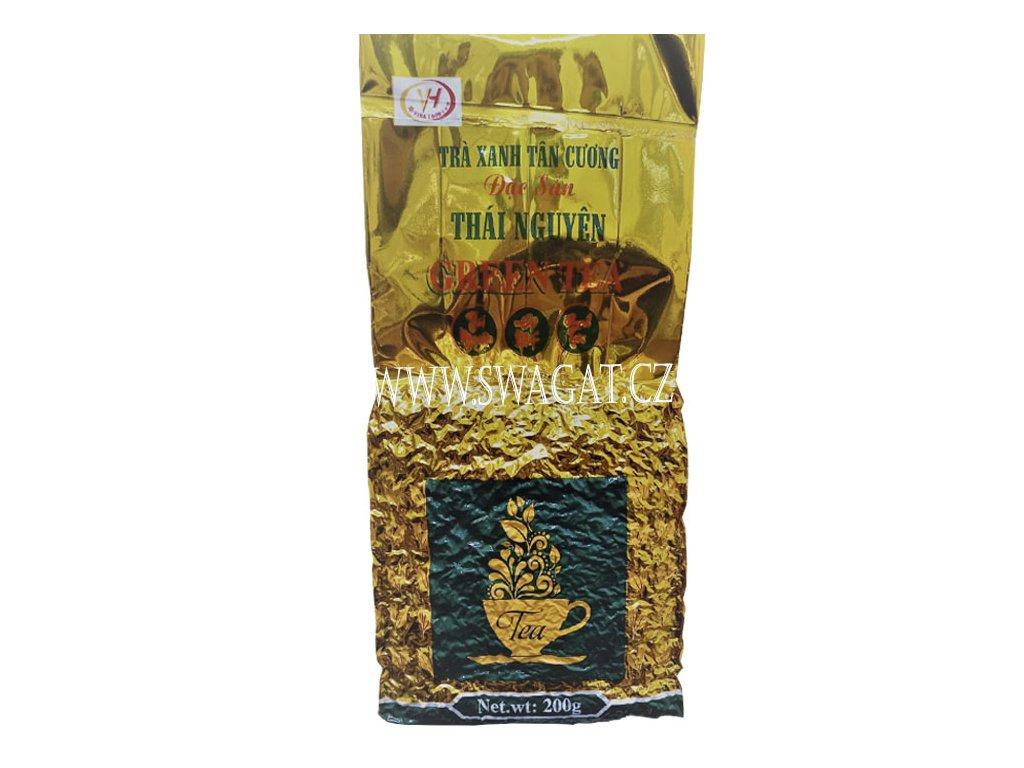TAN CUONG zelený čaj Premium, 200g