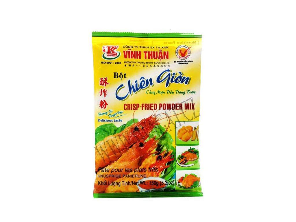 Křupavá směs na obalování (Crisp Fried Powder Mix), VINH THUAN 150 g