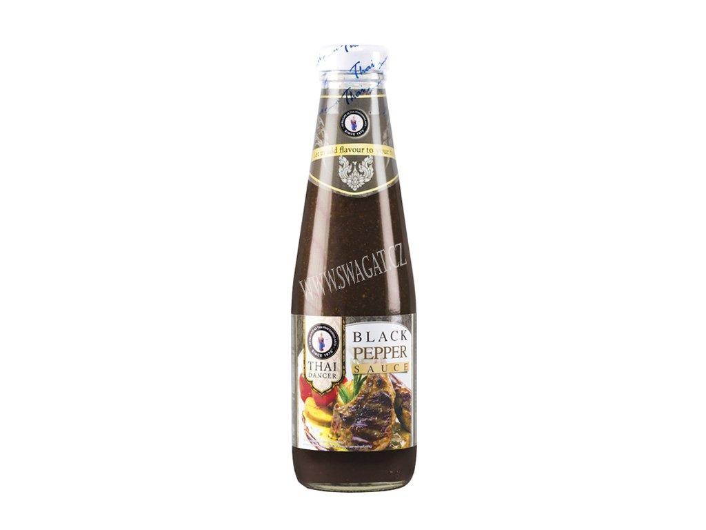 Pepřová omáčka (Black Pepper Sauce), THAI DANCER 300ml