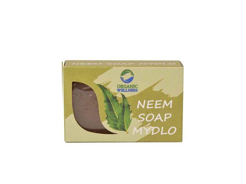 Ájurvédské mýdlo s neemem (Neem Soap), OW 75g
