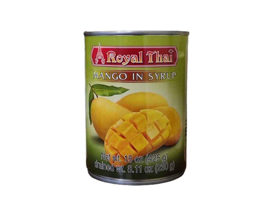 Mango v sirupu, ROYAL THAI 425g