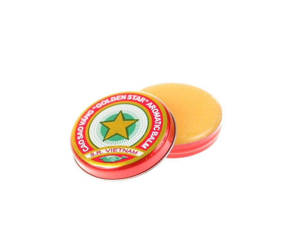 Zlatá hvězda (Golden Star Balm), 3g
