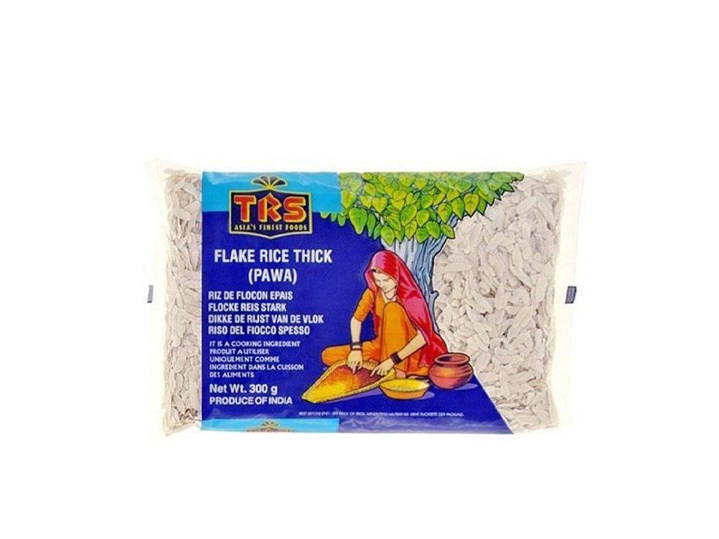 Rýžové vločky Pawa silné (Rice Flakes Thick), TRS 300g